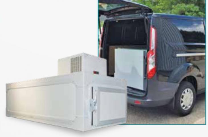 Хладилник за автомобили
